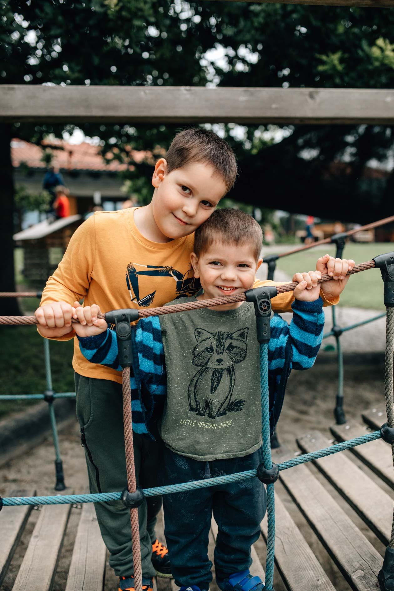 Kindergartenfotografie authentisch echt